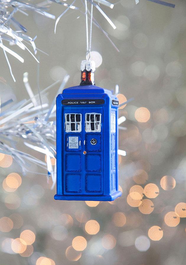 TARDIS Ornament