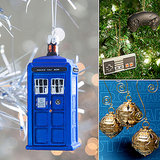 Ornaments to Geek Out Your Tree