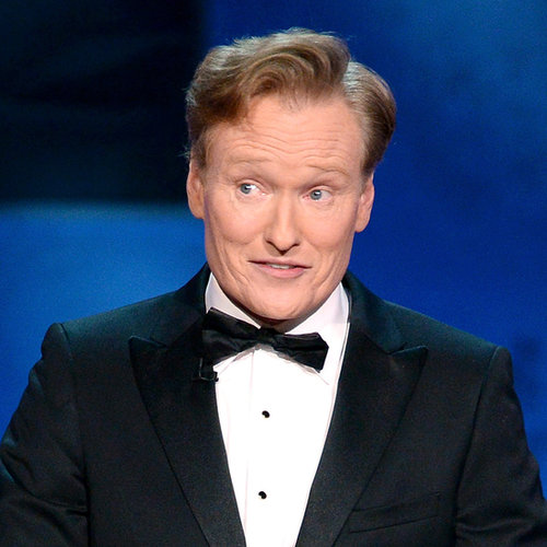 Conan O'Brien Tweets About Fifty Shades of Grey