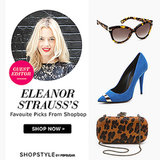 Shopbop's picks chosen by Eleanor Strauss