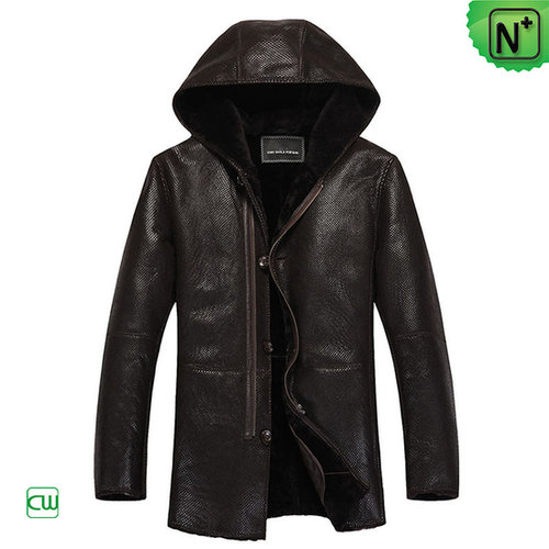 Mens Shearling Sheepskin Coats CW877193