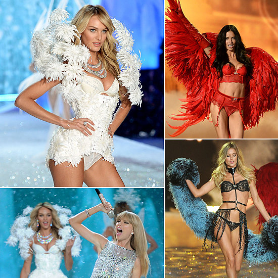 The 2013 Victoria's Secret Fashion Show — See All the Pics!