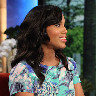 Kerry Washington Interview on Ellen November 2013 | Video