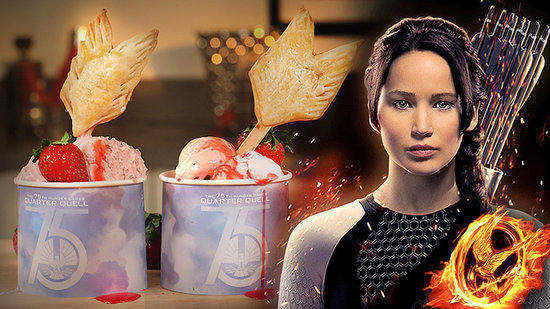 Pay Tribute to the Girl on Fire With Arrow Pie Pops