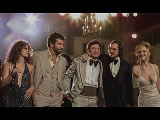 The Star-Studded Cast of American Hustle Hits Theaters Next Friday