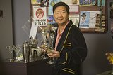 "Ken Jeong as Chang on Community's second episode, ""Introduction to Teaching."""