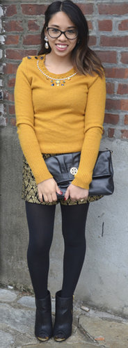 Thanksgiving Day Outfit Idea's Part 1: Casual Chic for Brunch