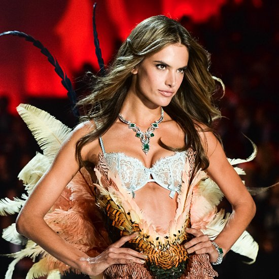 Bombshell Beauty Moments on the Victoria's Secret Runway