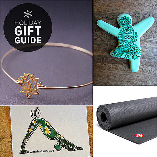 From handmade jewelry and prints to much-needed accessories and clothing, POPSUGAR Fitness has just about everything your yoga-loving gal (or guy) could wish for.