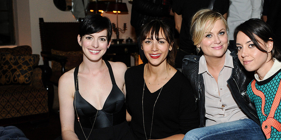 Who Knew These Award-Winning Ladies Were Friends?
