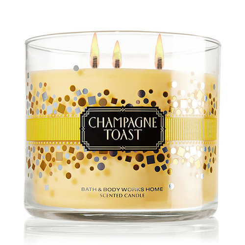 Bath & Body Works Champagne Toast Scented Candle