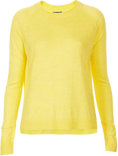 Knitted Fine Gauge Top