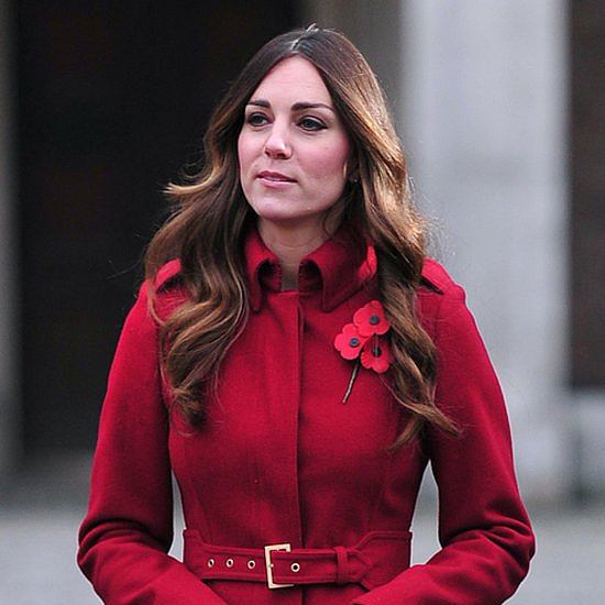 Kate Middleton Changed Her Part, and Our Heads Exploded