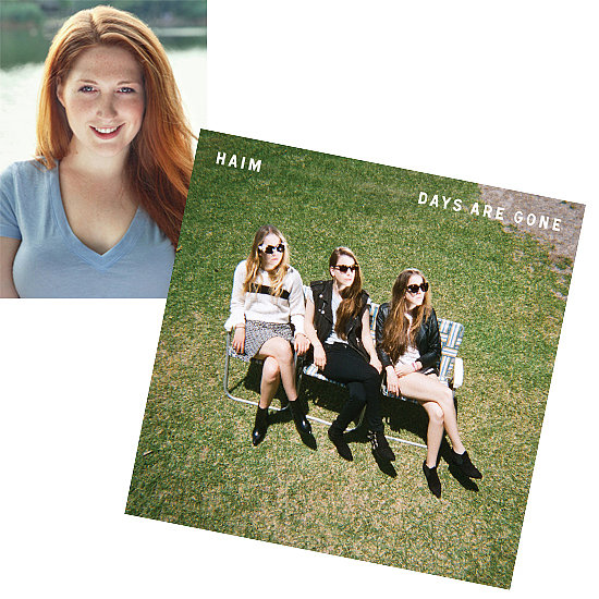 "@chelsea_davison Days Are Gone by HAIM ($10) ""For Christmas, I want a leather jacket and sunglasses and long brown hair and two sisters and musical talent and OK, FINE, I WANT TO BE HAIM."""