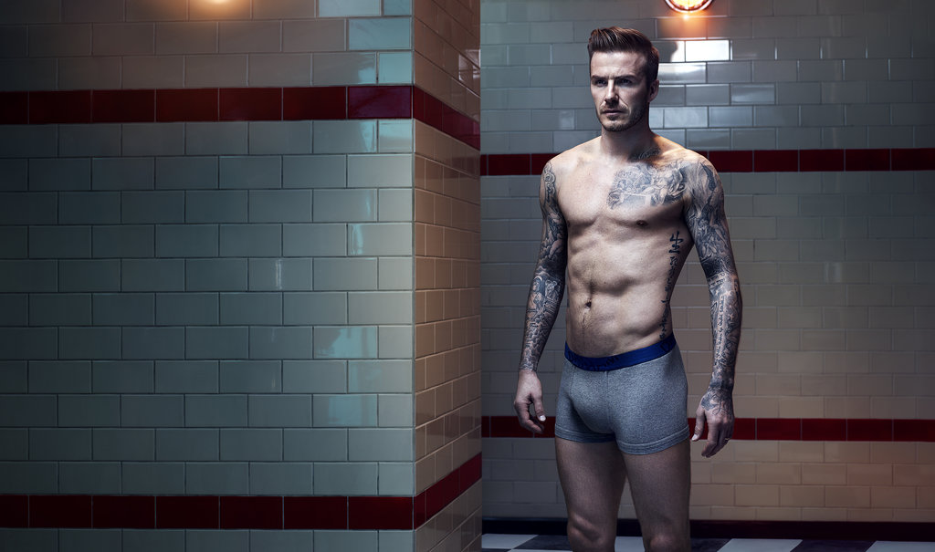 David Beckham For H&M Boxer Shorts
