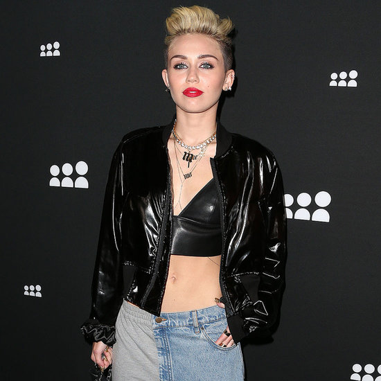 Celebrity Style Lookback: Miley Cyrus Style, Crop Tops