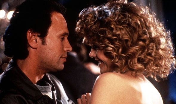 "Sally Albright, When Harry Met Sally ""You see? That is just like you, Harry. You say things like that, and you make it impossible for me to hate you."""