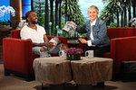 Kanye West on Ellen Degeneres 11/19/2013