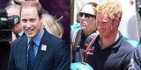 Princes William and Harry Make Giving Back Look Good