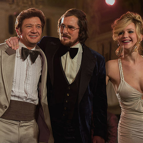 Christian Bale on Jennifer Lawrence in American Hustle