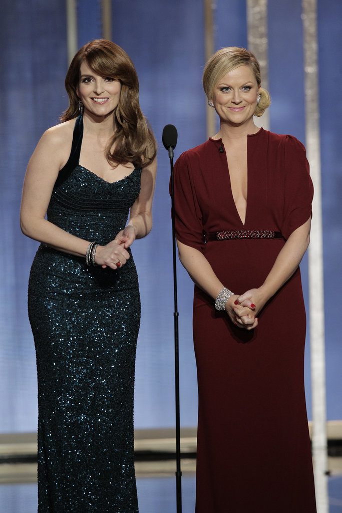 Tina and Amy's Golden Globes Gigs