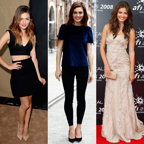 Phoebe Tonkin Fashion