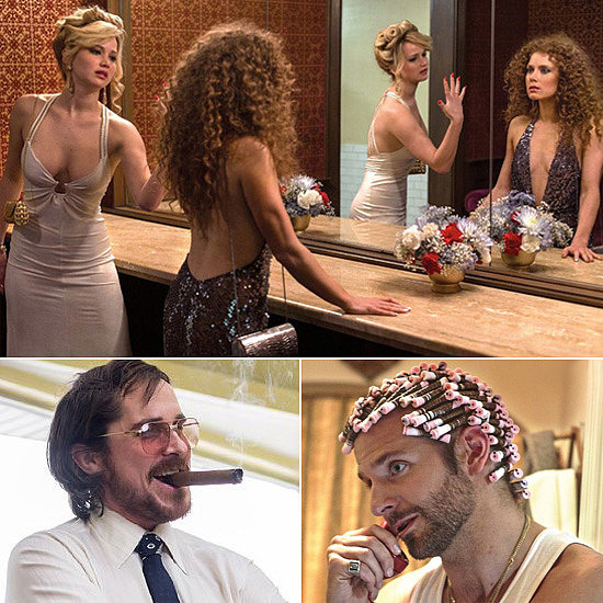 All the Sweet '70s Pictures of American Hustle So Far