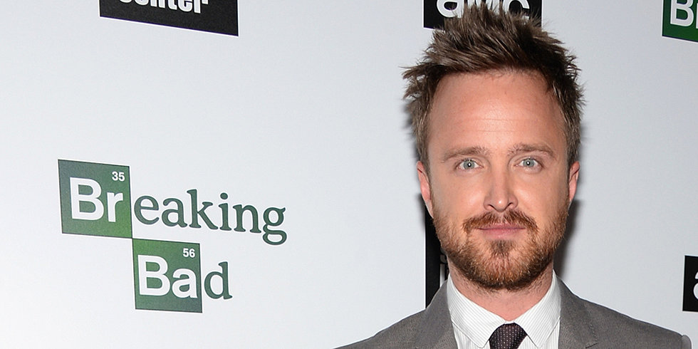 "Aaron Paul: The Breaking Bad Finale ""Nailed the Landing"""