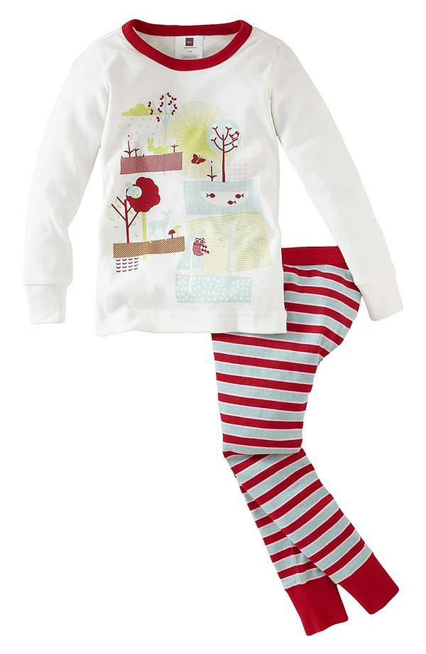 Tea Collection Four Season Pajamas