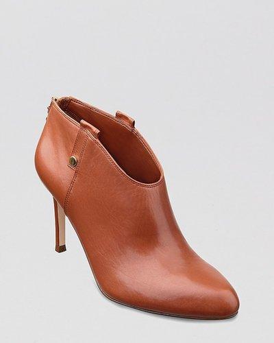 IVANKA TRUMP Ankle Booties - Juno Mid Heel