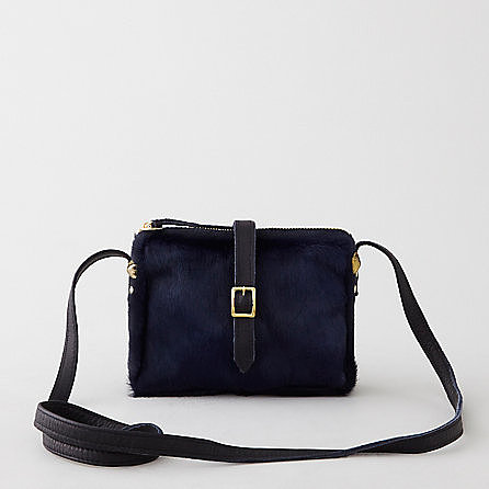 Clare Vivier Mini Sac Haircalf