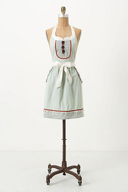 Anthropologie Mildred Apron
