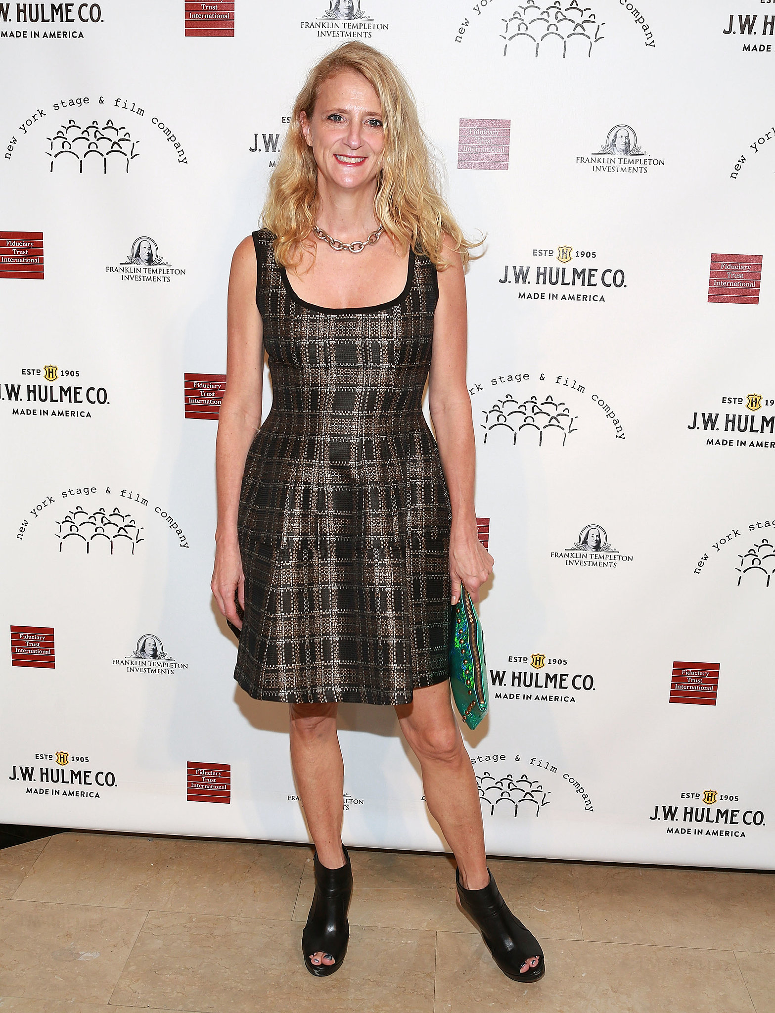 Nanette Lepore at the New York Stage and Film Gala.