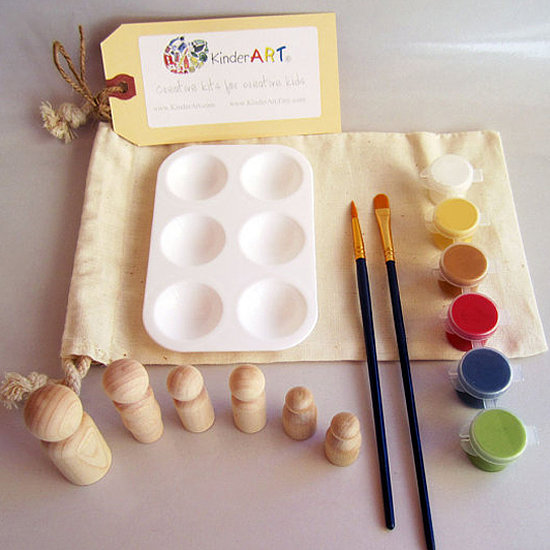 DIY Wooden Paint Kit