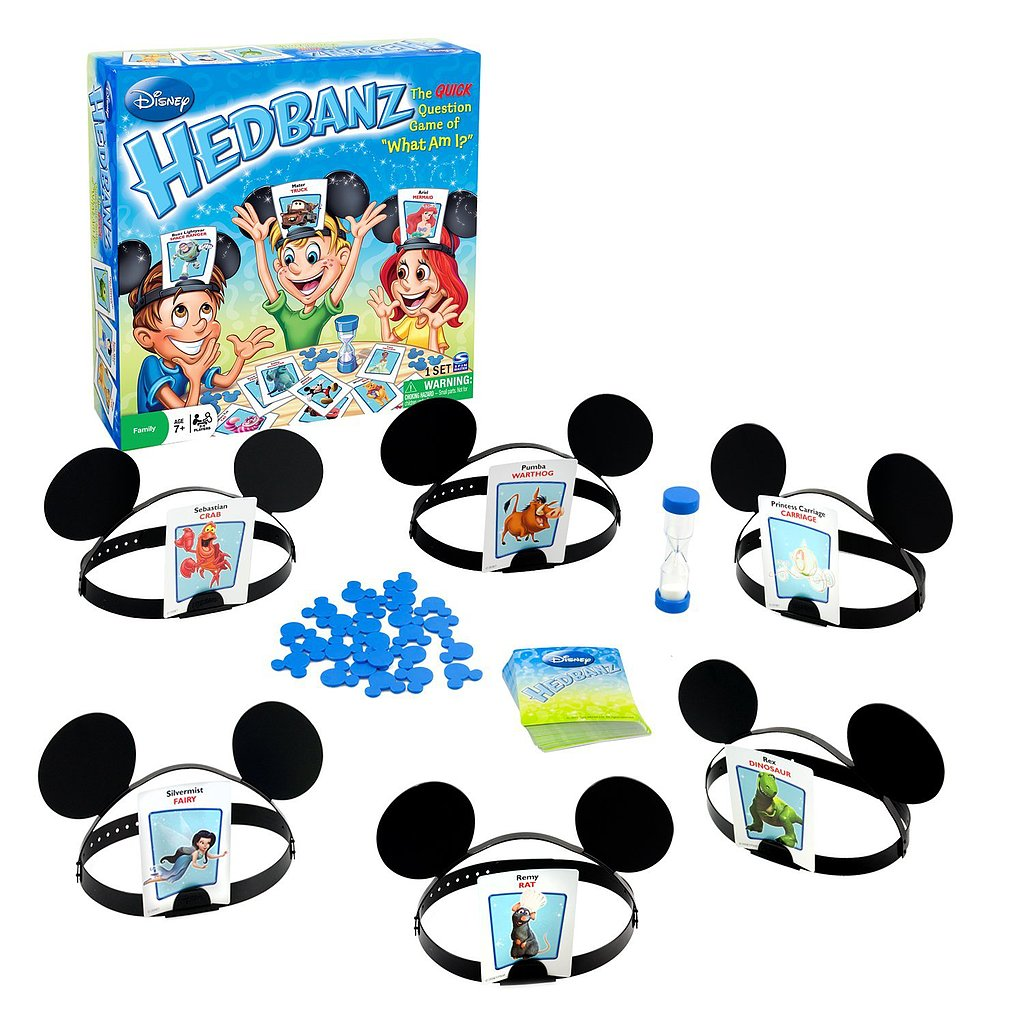 Disney HedBanz Game