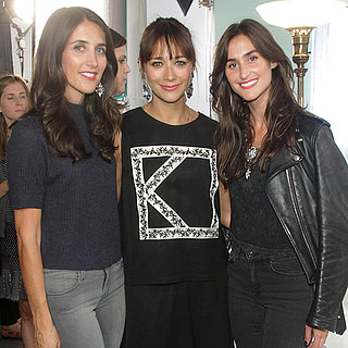 Rashida Jones Dannijo Collaboration