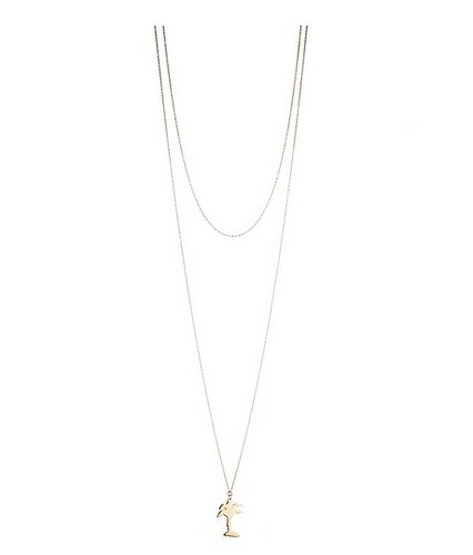 If you've got a California girl or serious sun-lover on your list, this dainty palm tree necklace ($598), by Rashida Jones for Dannijo, would be perfect (even if it is made in New York!).  — Lauren Turner, celebrity and features editor