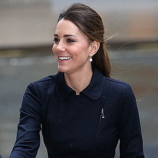 Kate Middleton Appearance Pictures at Place2Be in London