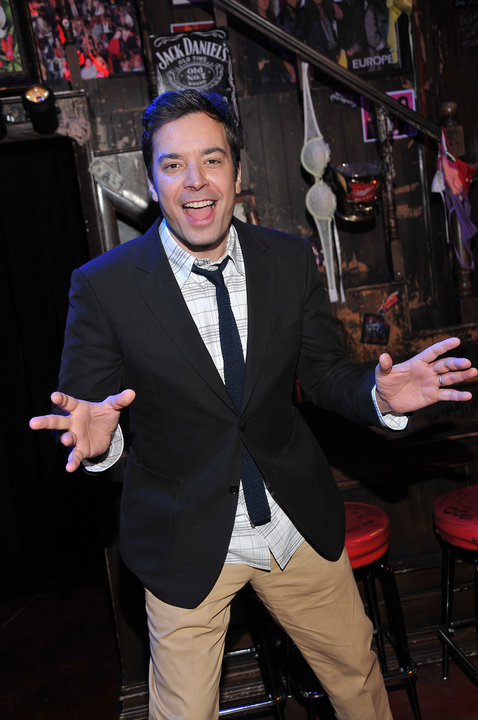 Jimmy Fallon is one of People magazine's Sexiest Men of 2013.