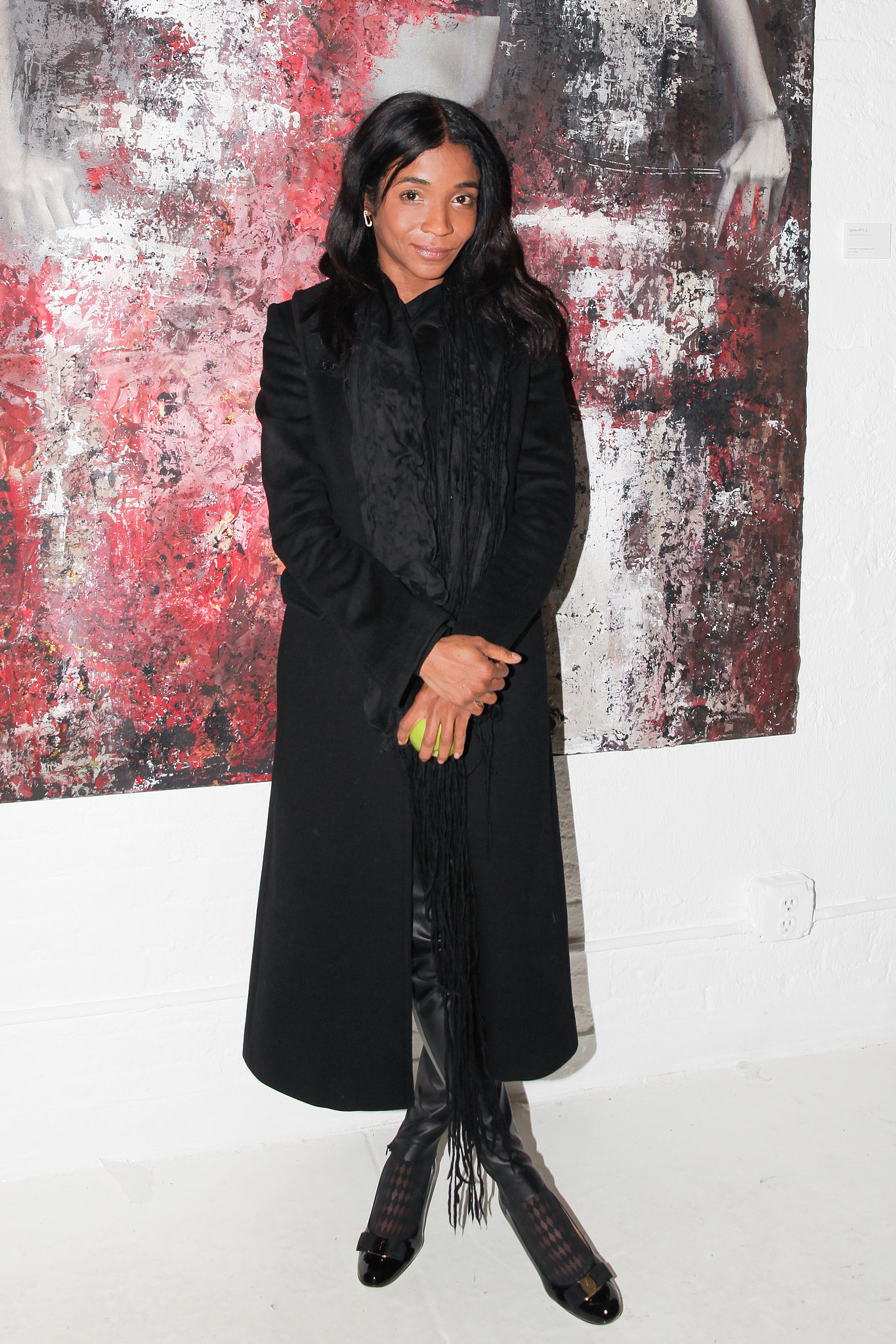 Genevieve Jones at Hunter & Gatti present The Series.
