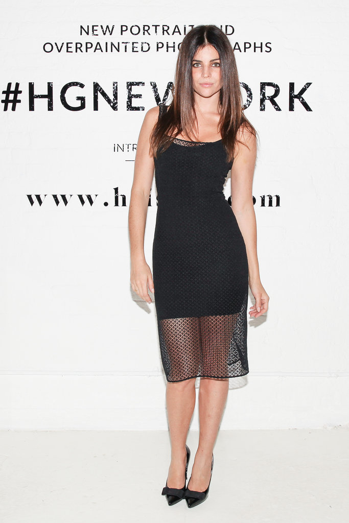 Julia Restoin Roitfeld at Hunter & Gatti present The Series.