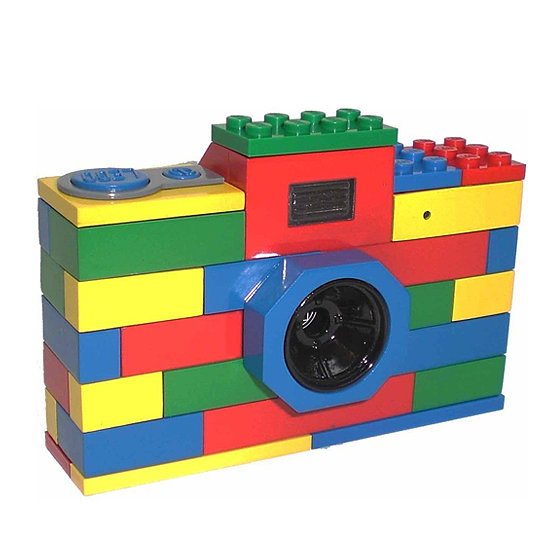 Lego 3 MP Digital Camera
