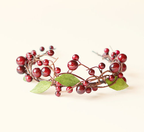 Holiday Hair Accessories on Etsy