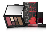 I love New York, and I really love Nars, so I'm more than a little excited about the Nars New York set ($75). The palette features pretty, wearable colors, and the set also includes pink lip gloss, bronzer, and a cool, dark purple nail polish. — Laura Marie Meyers, assistant news editor