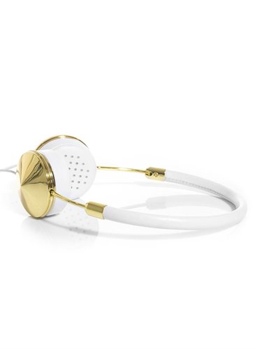 Help your friends ditch the plastic earbuds for something more chic! I'm loving these simple gold and white Frends Layla headphones ($168), which come with a fabric storage bag for travel. — Laura Marie Meyers, assistant news editor