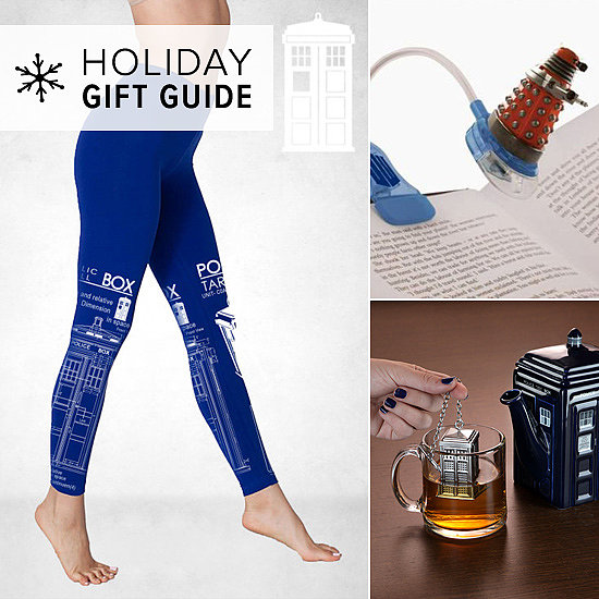 Gifts For Your Favorite Whovian