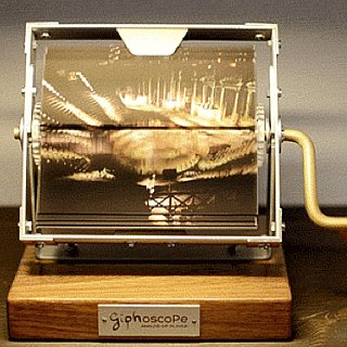 Analog GIF Player