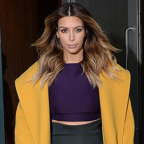 Kim Kardashian's Fall Outfits 2013