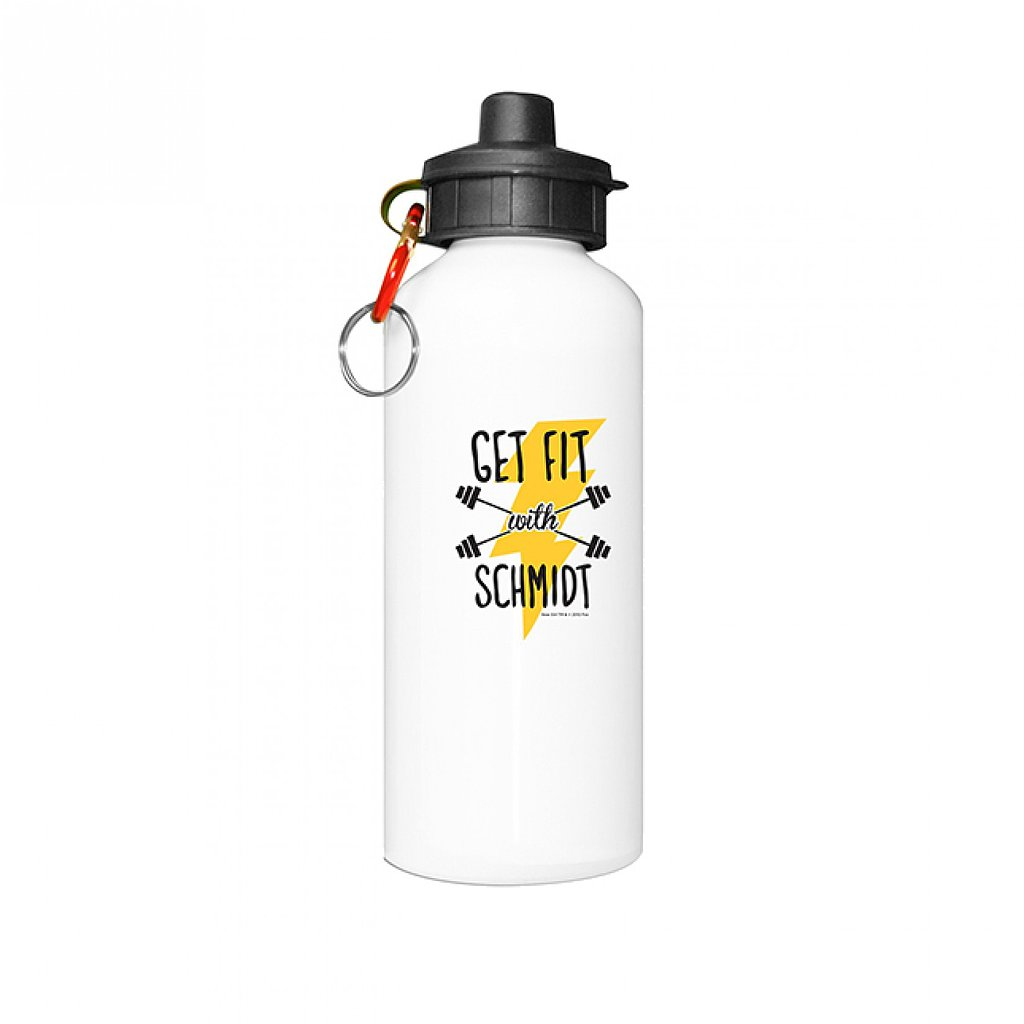 Get Fit With Schmidt Water Bottle ($19)