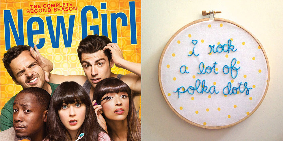 Adorkable Gifts For New Girl Fans